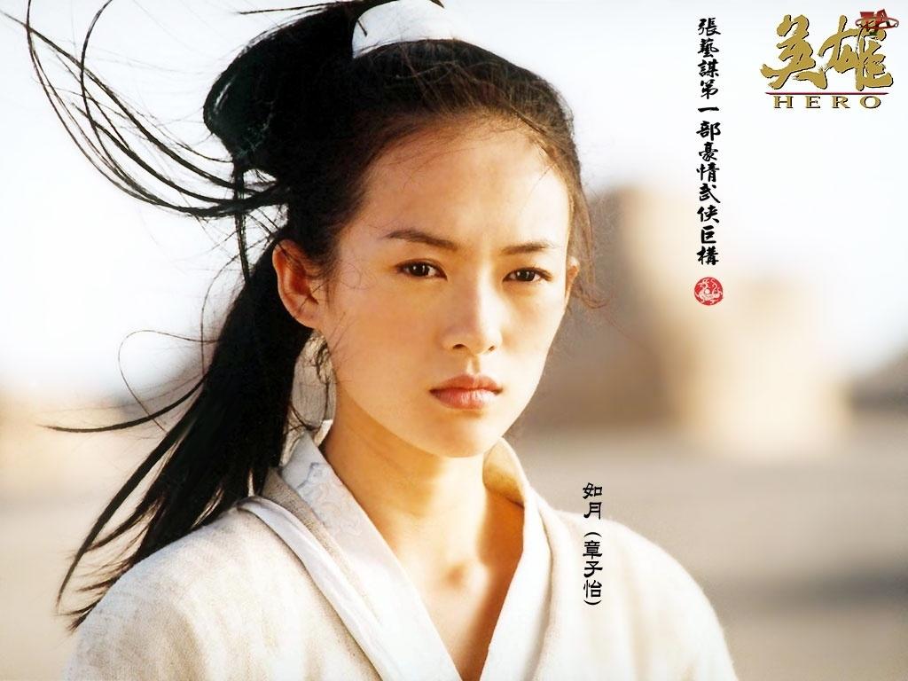 smutna, Hero, Zhang Ziyi