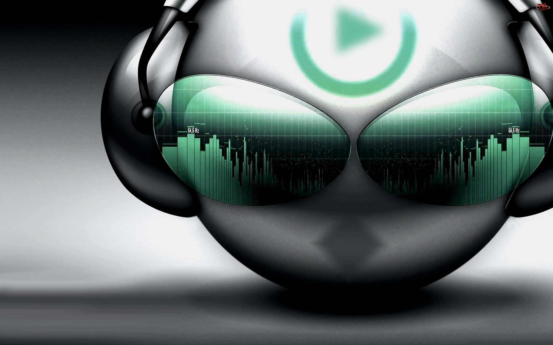 Muzyka Grafika Słuchacz Tapety Tja Pl