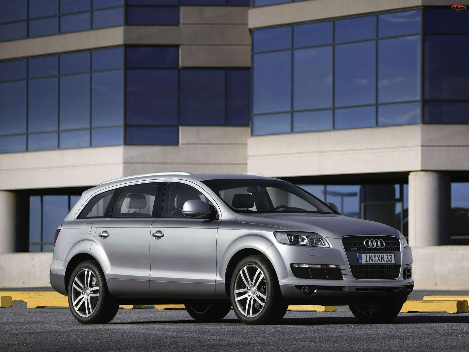 Audi Q7, Miasto