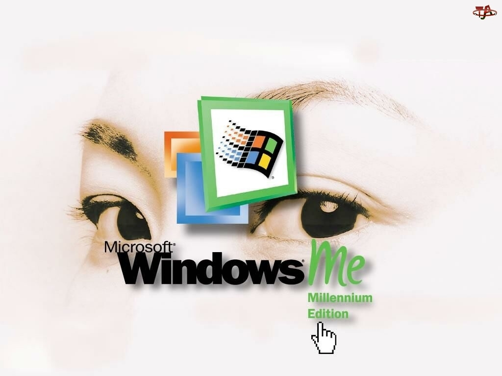 Windows Milenium, Oczy