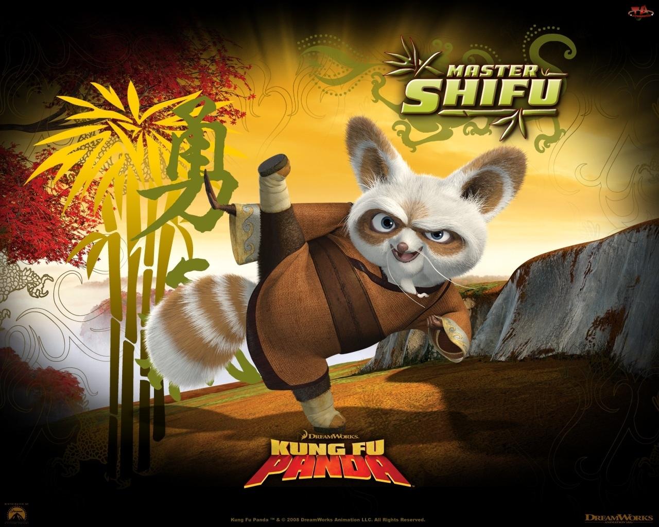 Shifu, Kung Fu Panda