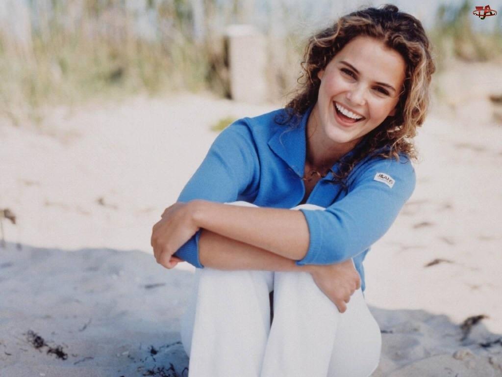 Keri Russell, Plaża
