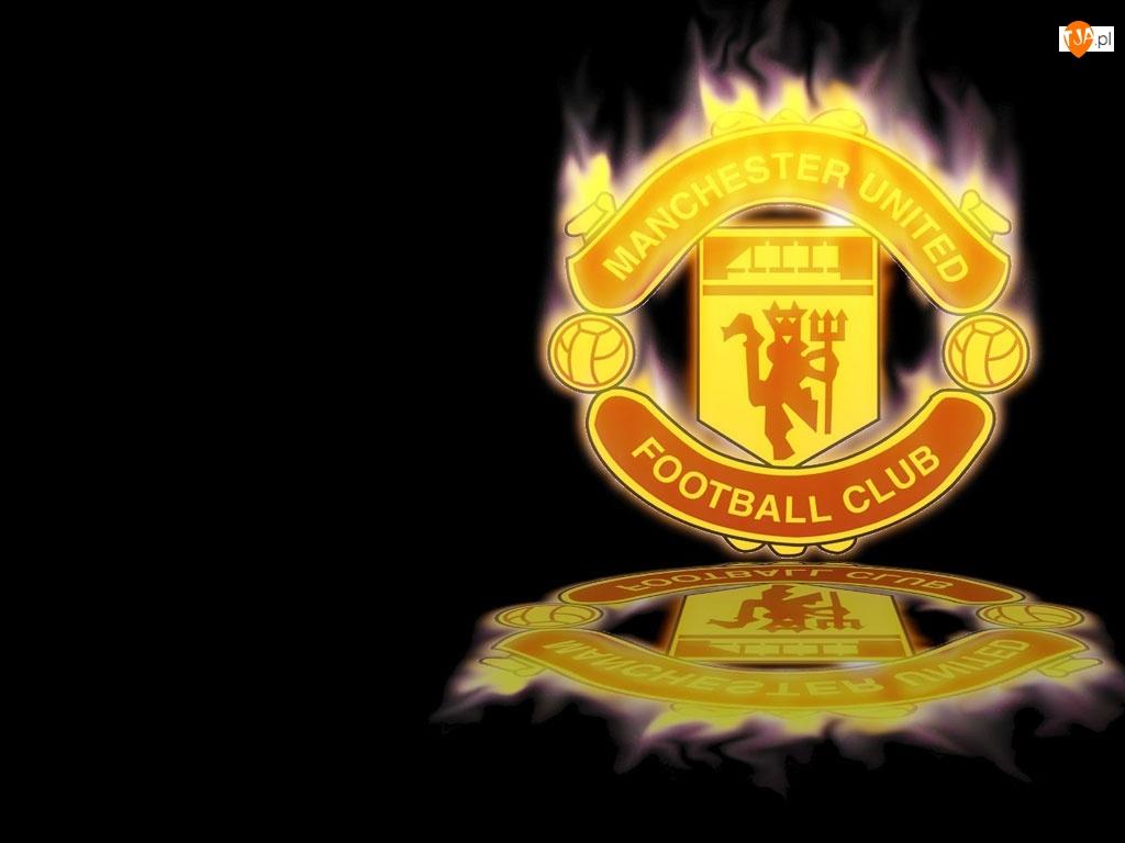 Ogniste, Odbicie, Logo, Manchester United