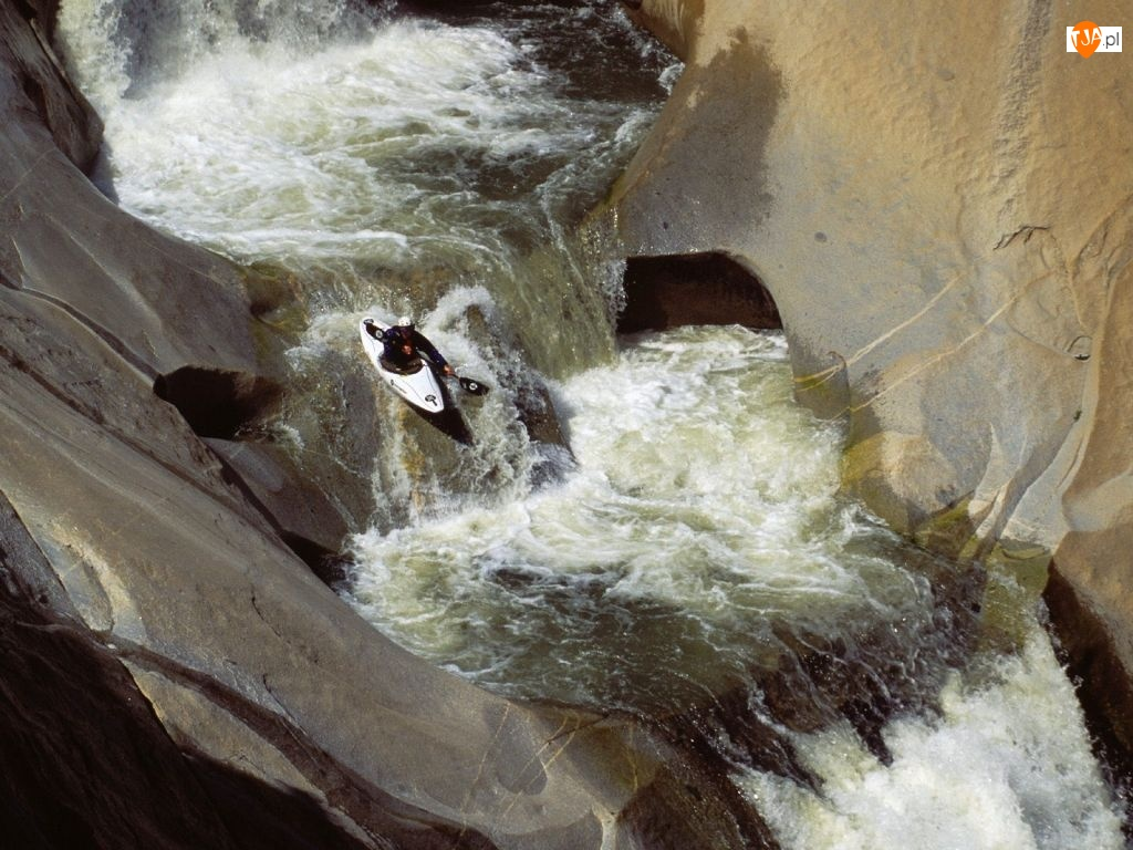 Kajakarstwo, Górska Rzeka