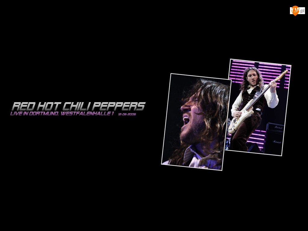 Red Hot Chili Peppers, gitarzysta