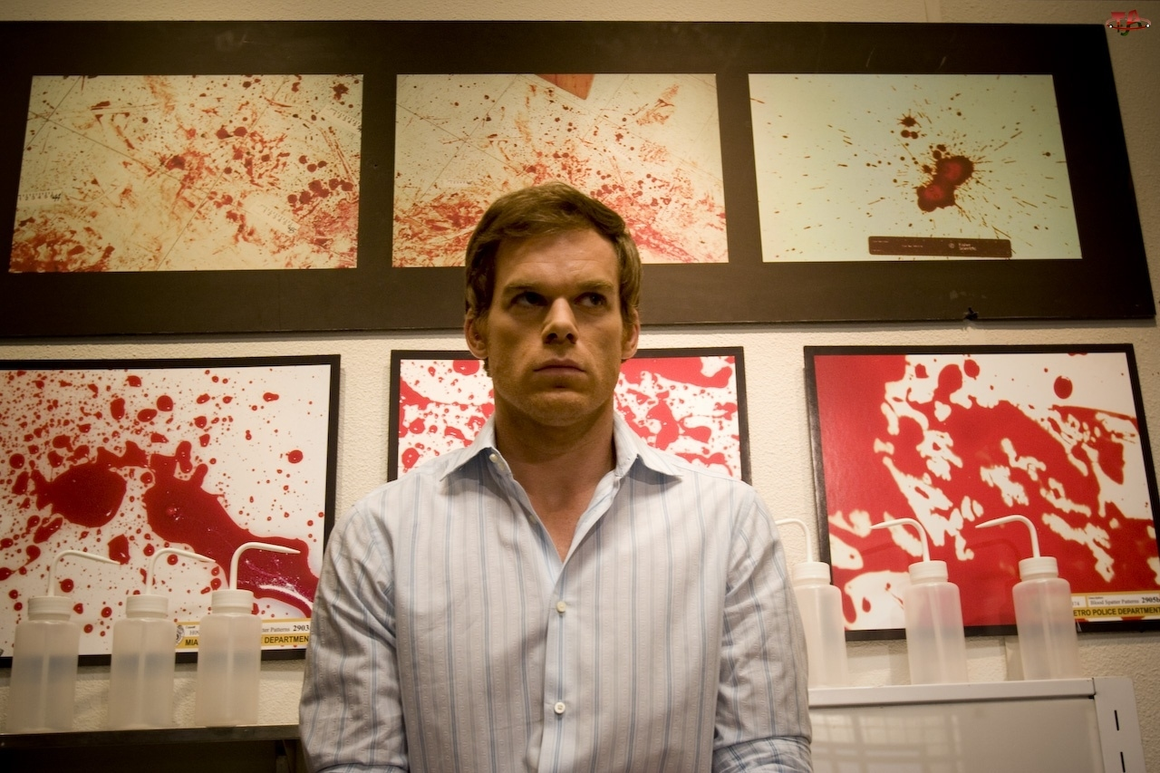 Dexter, Obrazy
