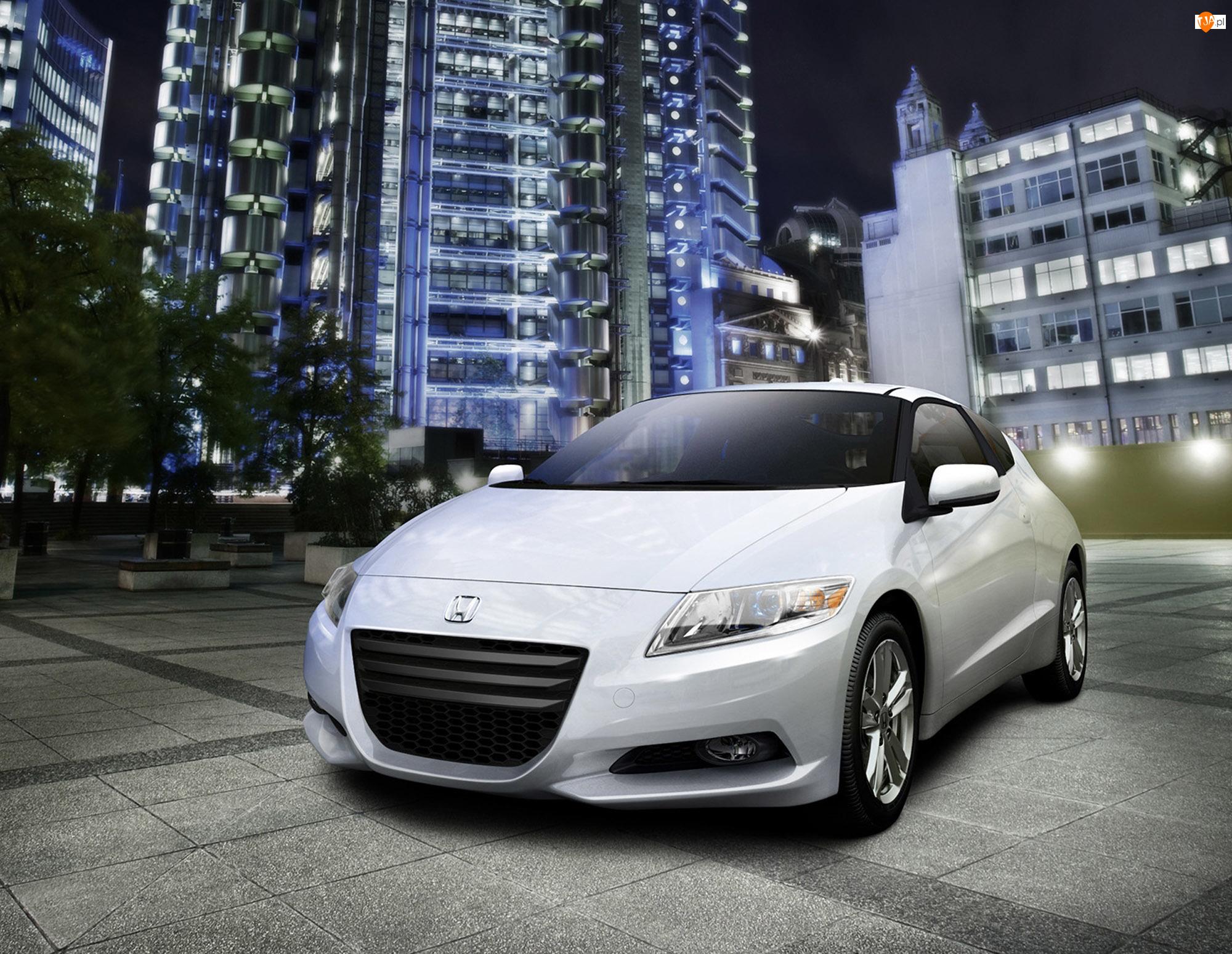Miasto, Reklama, Honda CR-Z