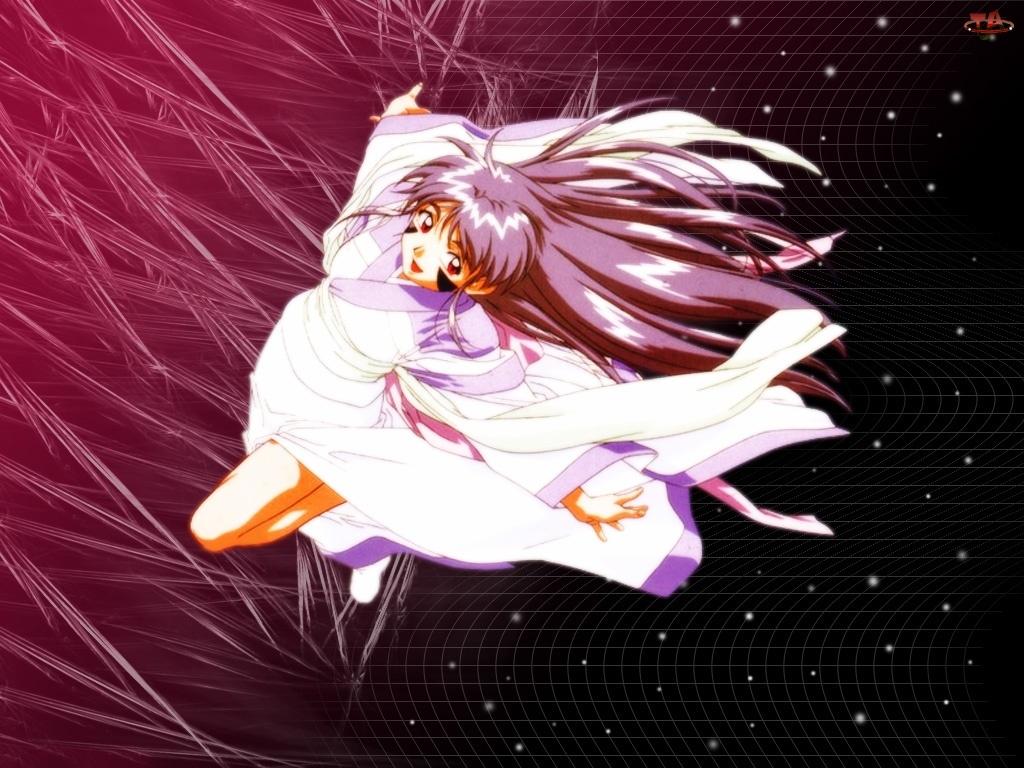 Tenchi Muyo, dziewczyna