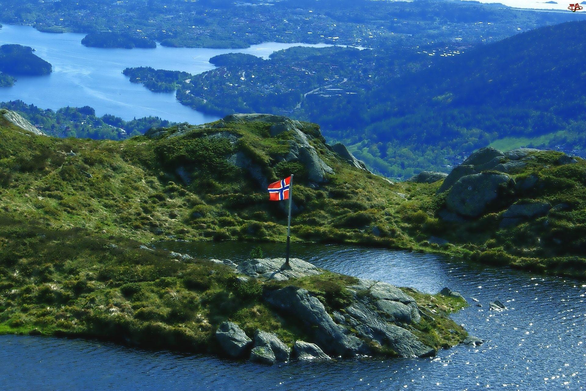 Norwegia, Europa