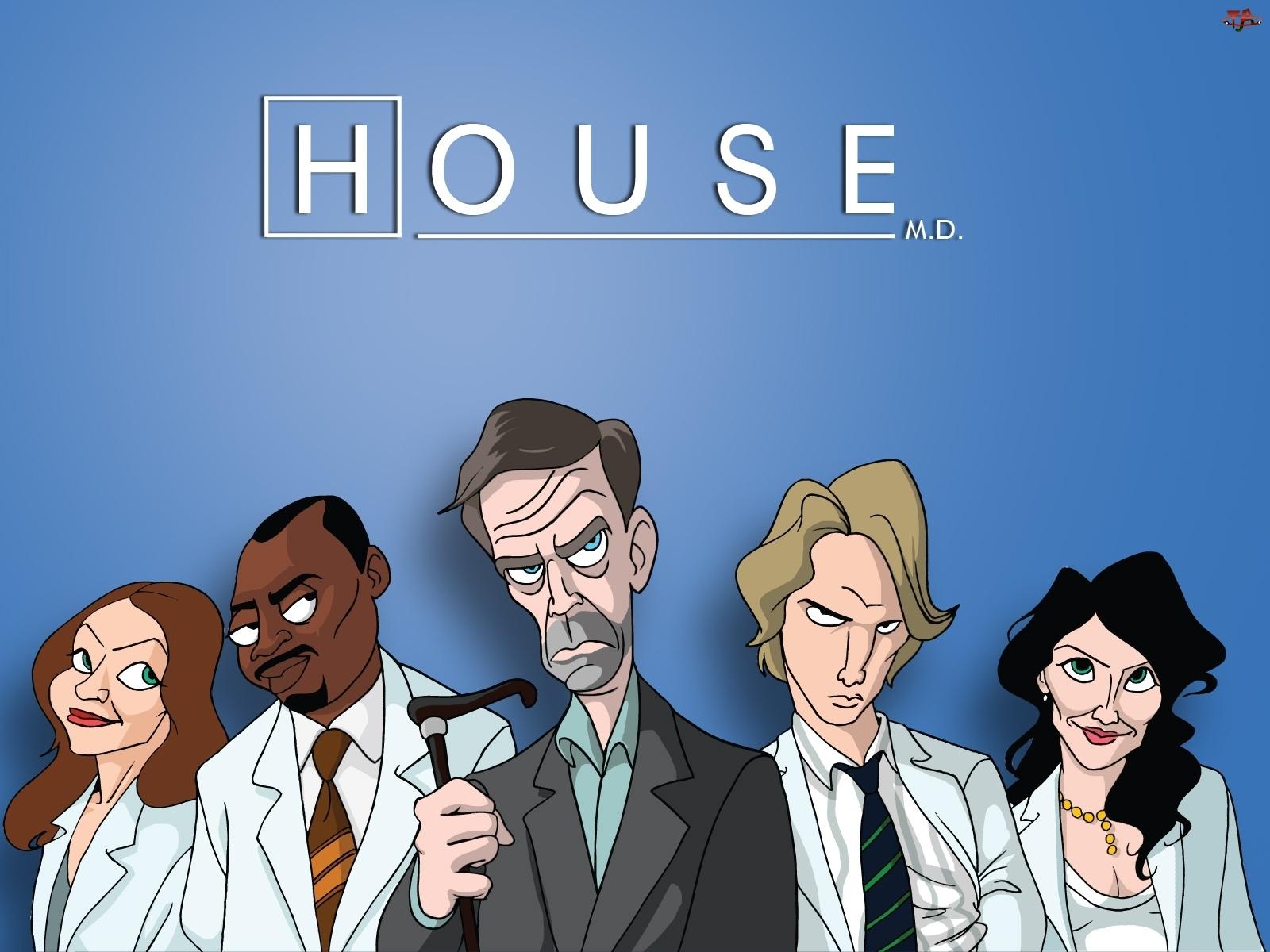 Rysunek, Dr. House