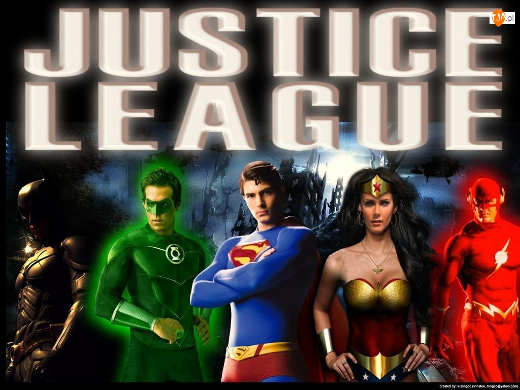 Bohaterowie, Justice League Heroes