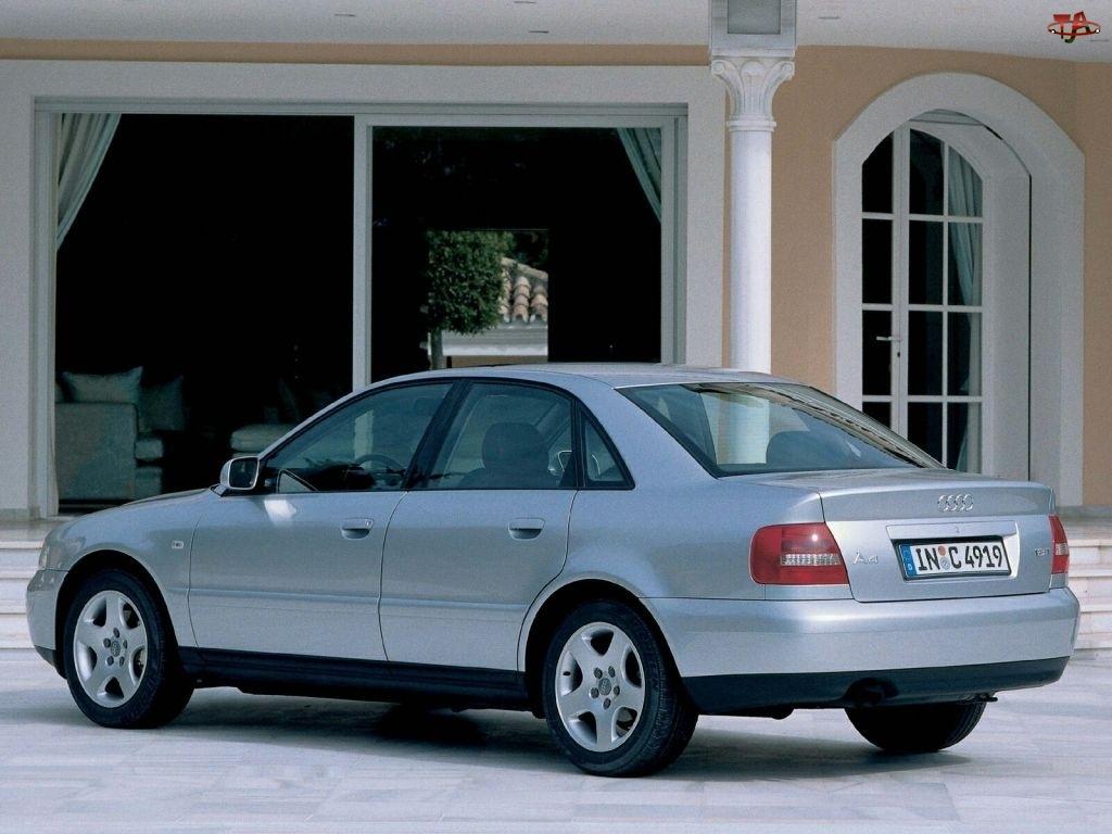 Audi A4, B5