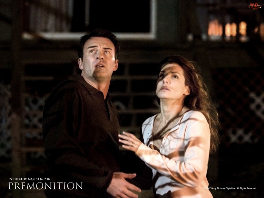 Julian McMahon, Premonition, Sandra Bullock