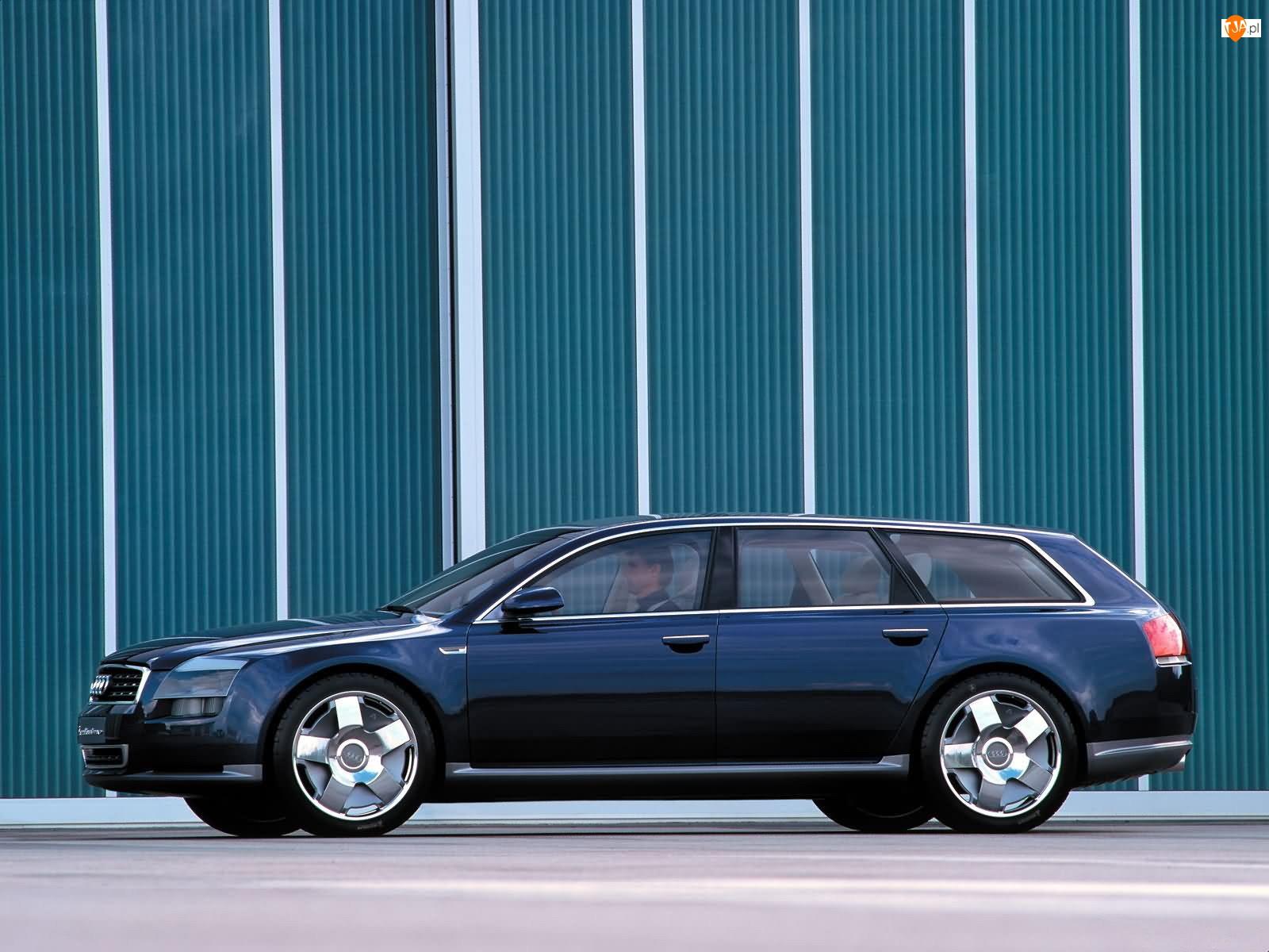 Avant, Audi