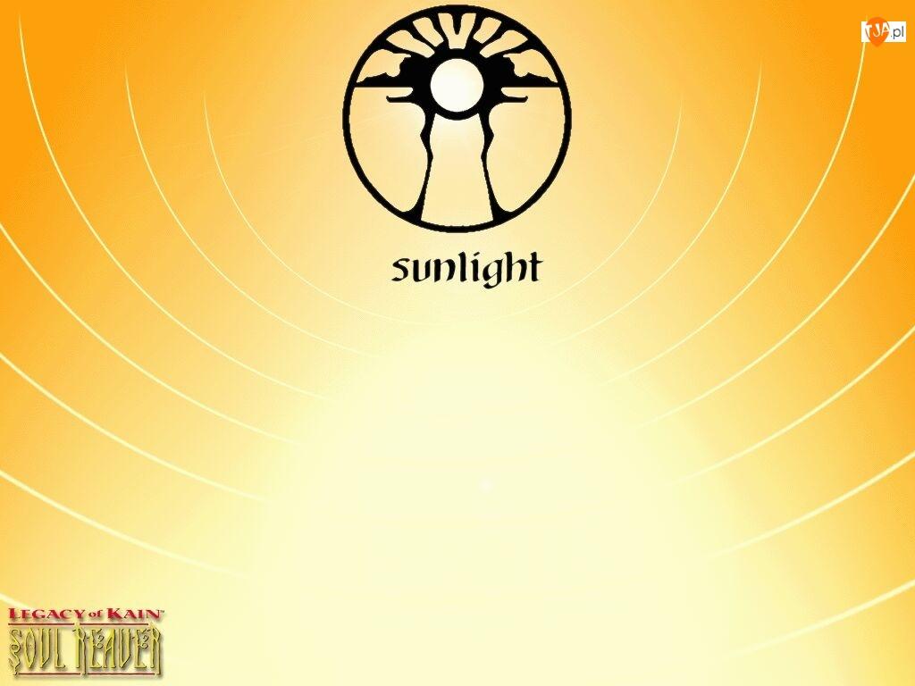 Legacy Of Kain Soul Reaver, logo, grafika