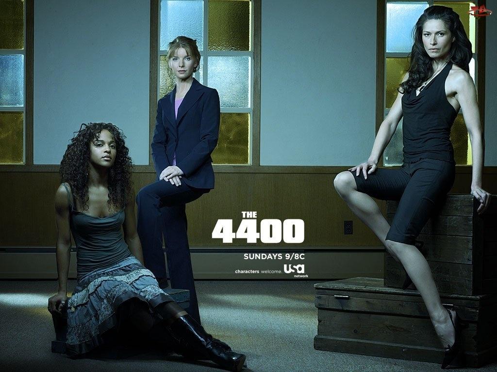 4400, Samantha Ferris, Jacqueline McKenzie, Megalyn Echikunwoke