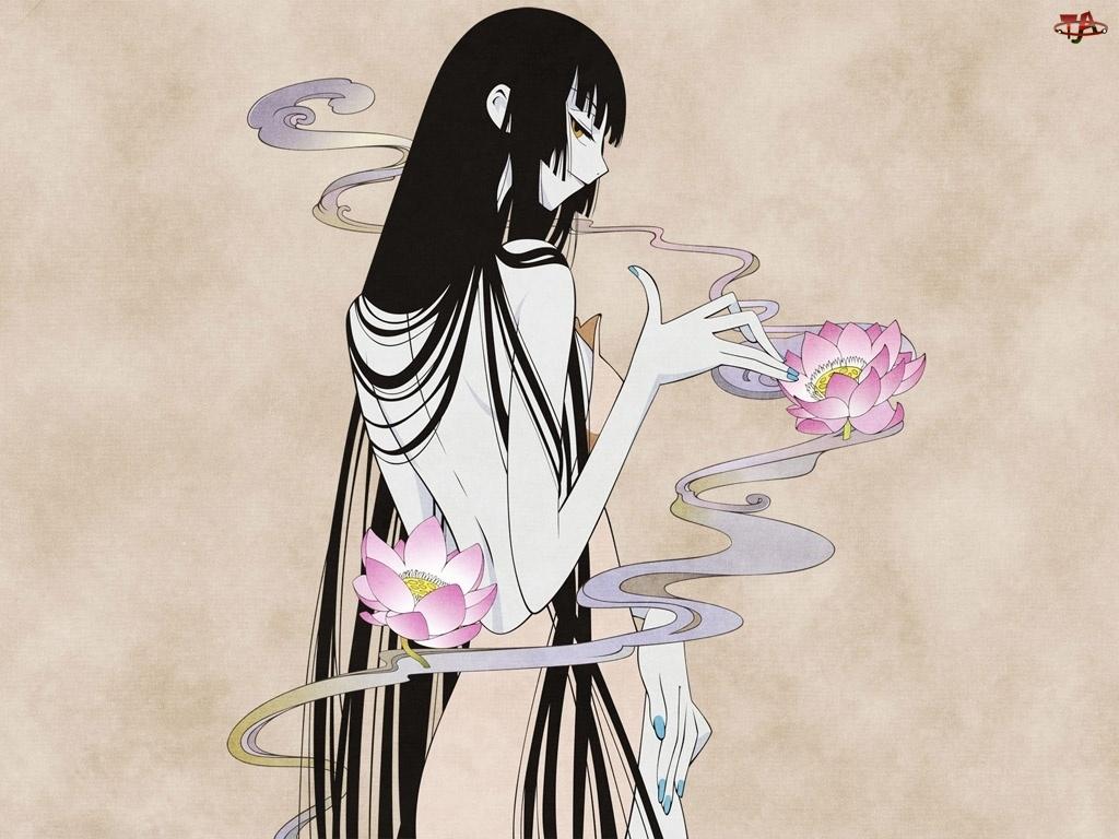 lilie, Xxxholic, wodne, kobieta