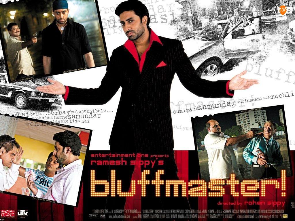 garnitur, Bluffmaster, Abhishek Bachchan