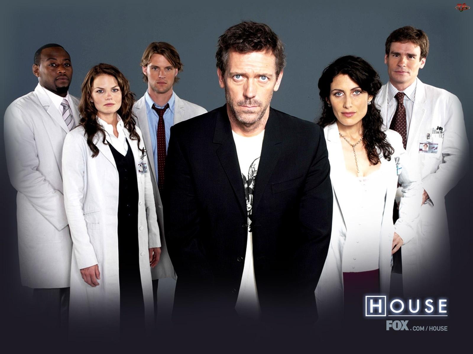 Dr. House, Lekarze