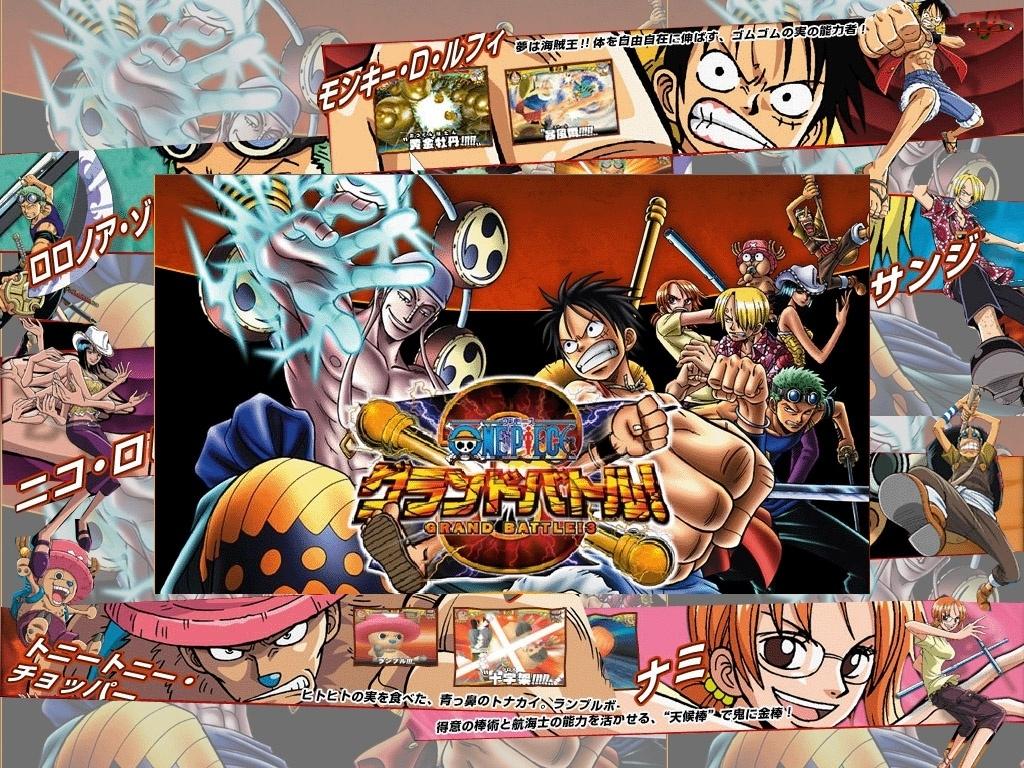 plakat, One Piece, ludzie
