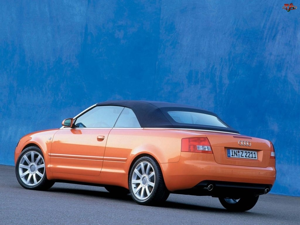 Audi A4, Cabrio