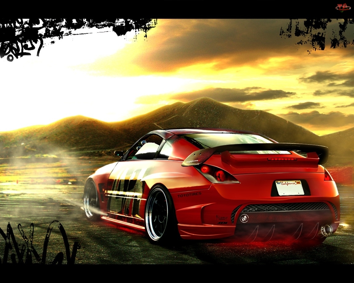 350 Z, Need For Speed