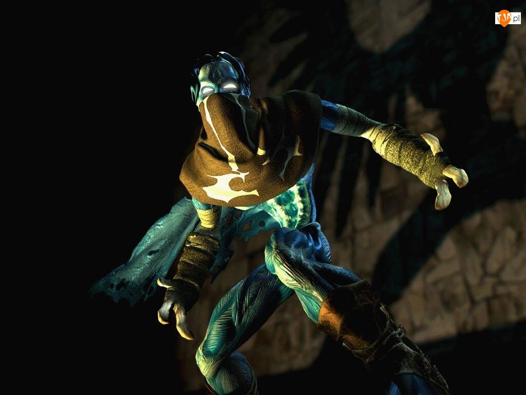 Legacy Of Kain Soul Reaver, chusta, postać, potwór