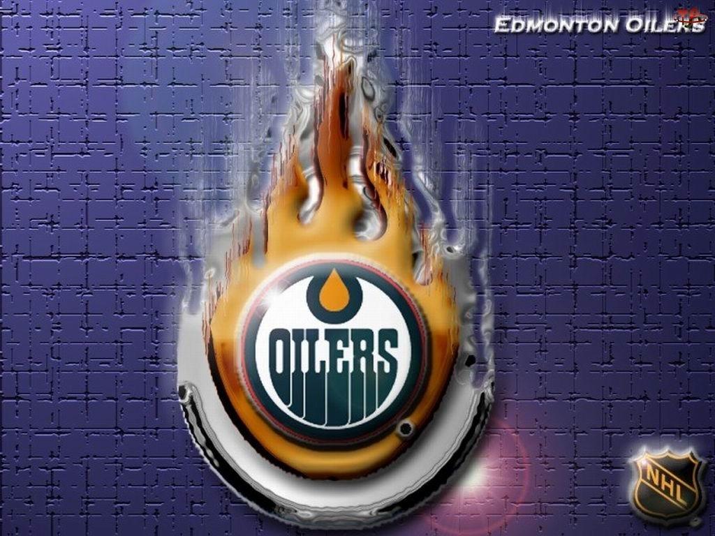 Logo, Edmonton Oilers, Drużyny, NHL
