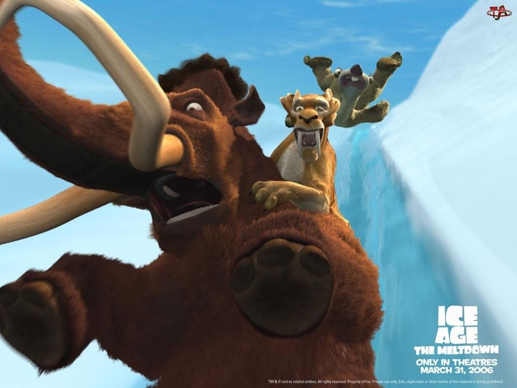 Ice Age, Epoka lodowcowa 2
