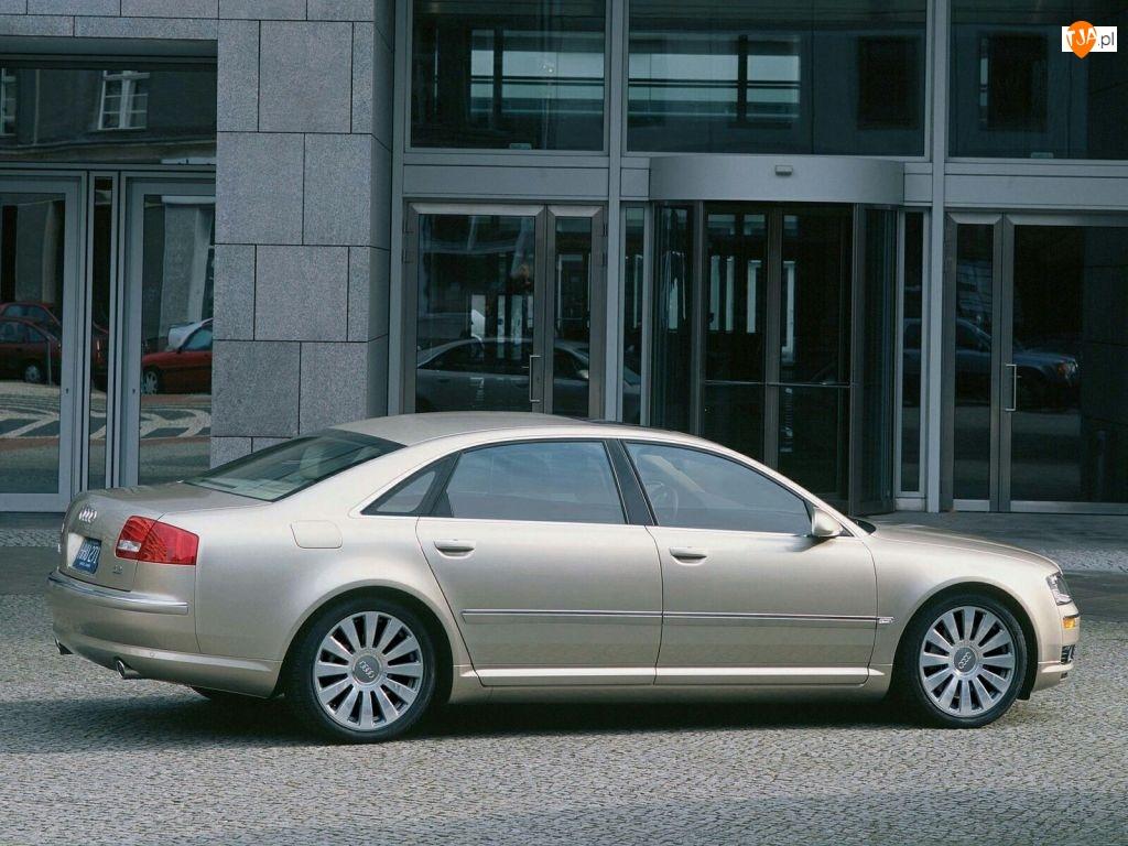 Audi A8, D3