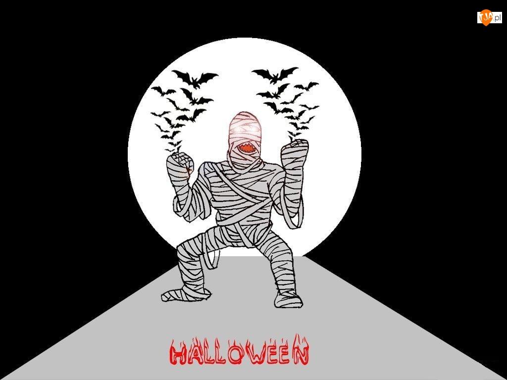 Halloween, mumia