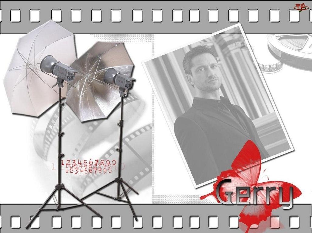 motyl, Gerard Butler, kamery