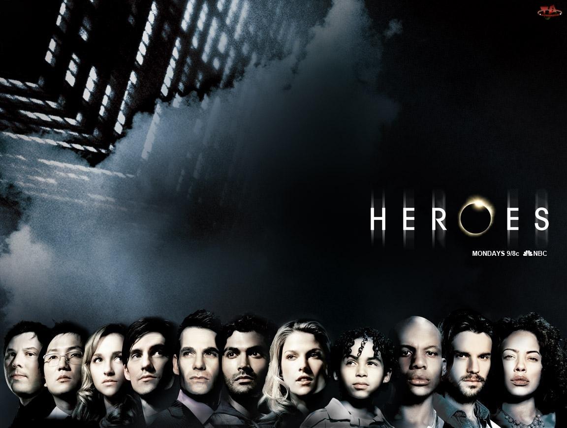 Twarze, Heroes, Wszystkie