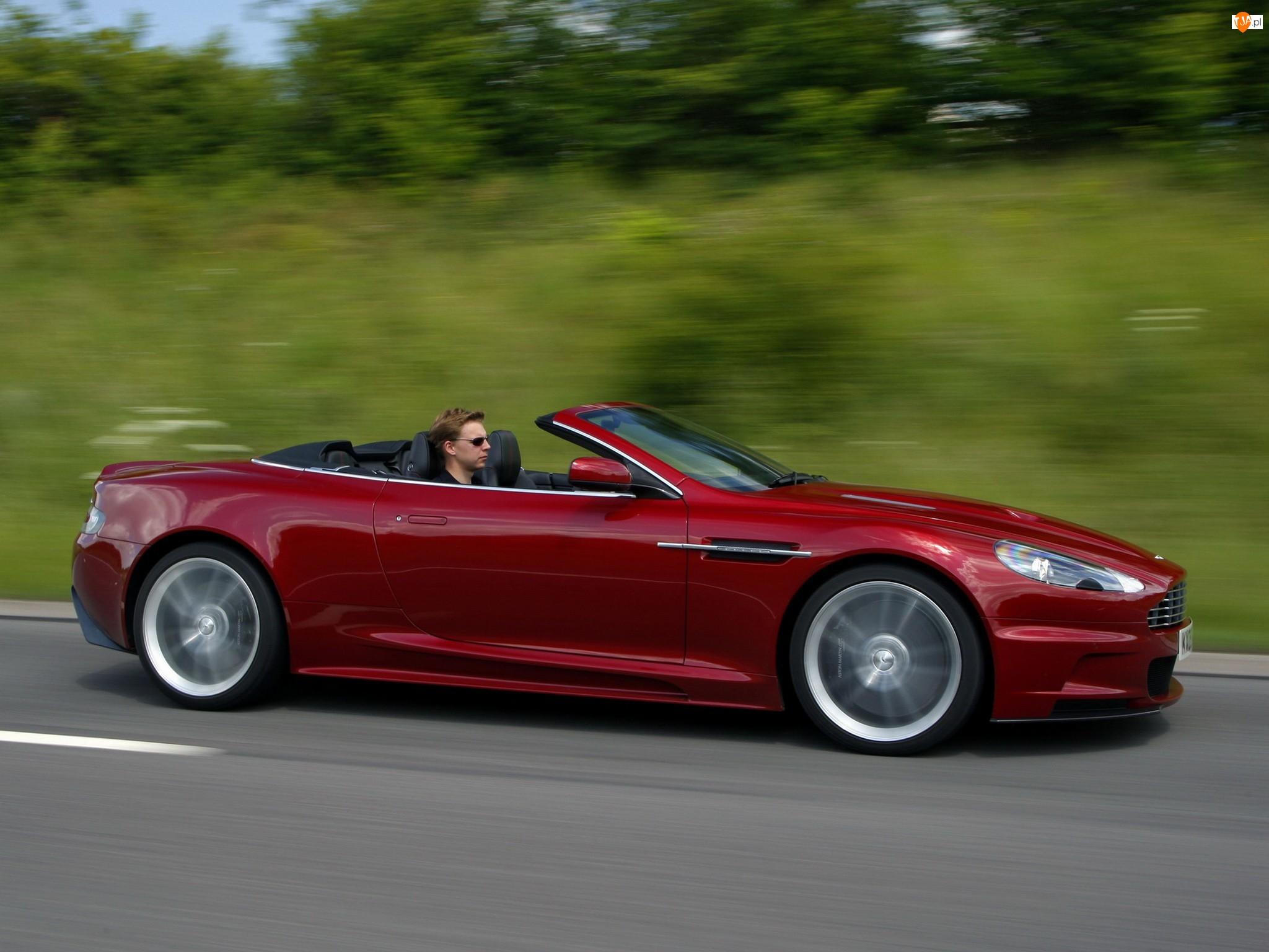 Aston Martin DBS, V12