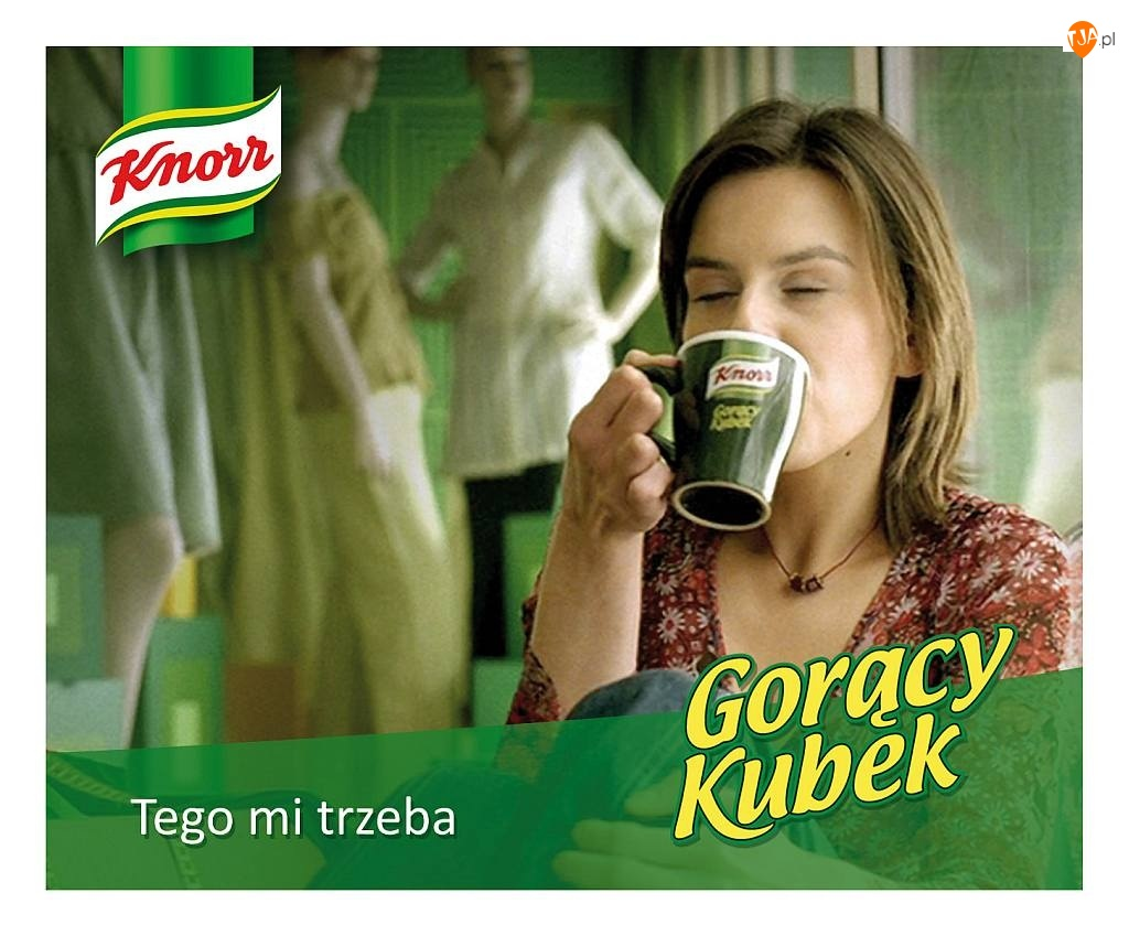 Knorr, Gorący Kubek