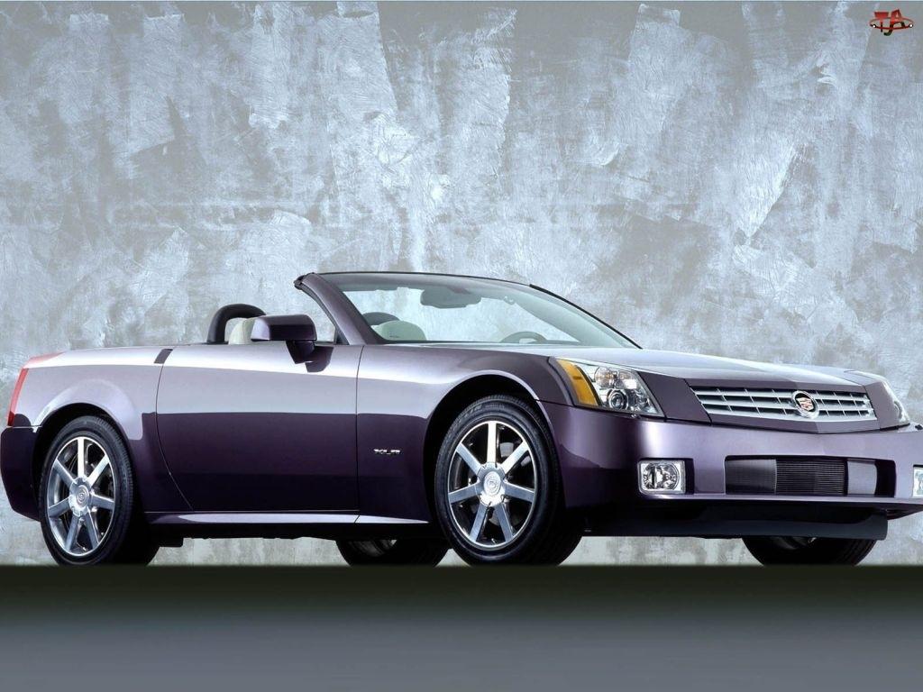 Fioletowy, Cadillac XLR
