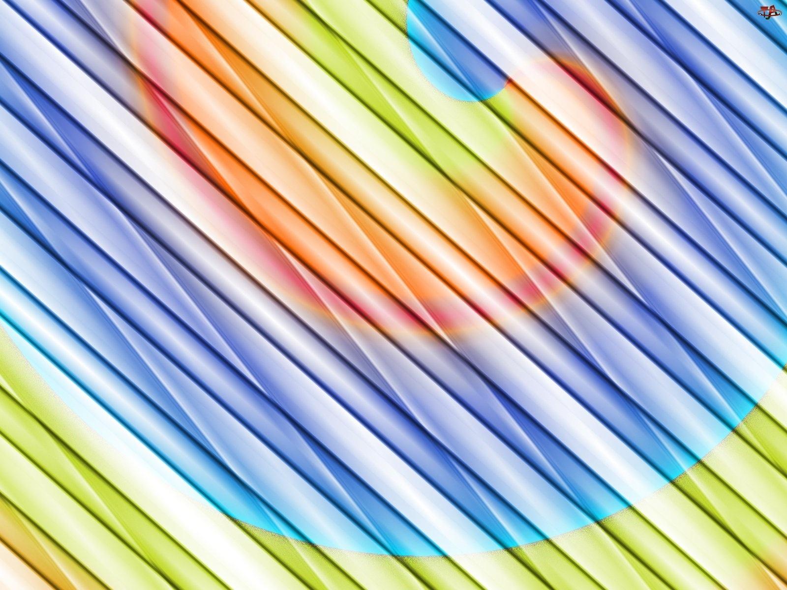 Tekstura, Kolorowe, Paski