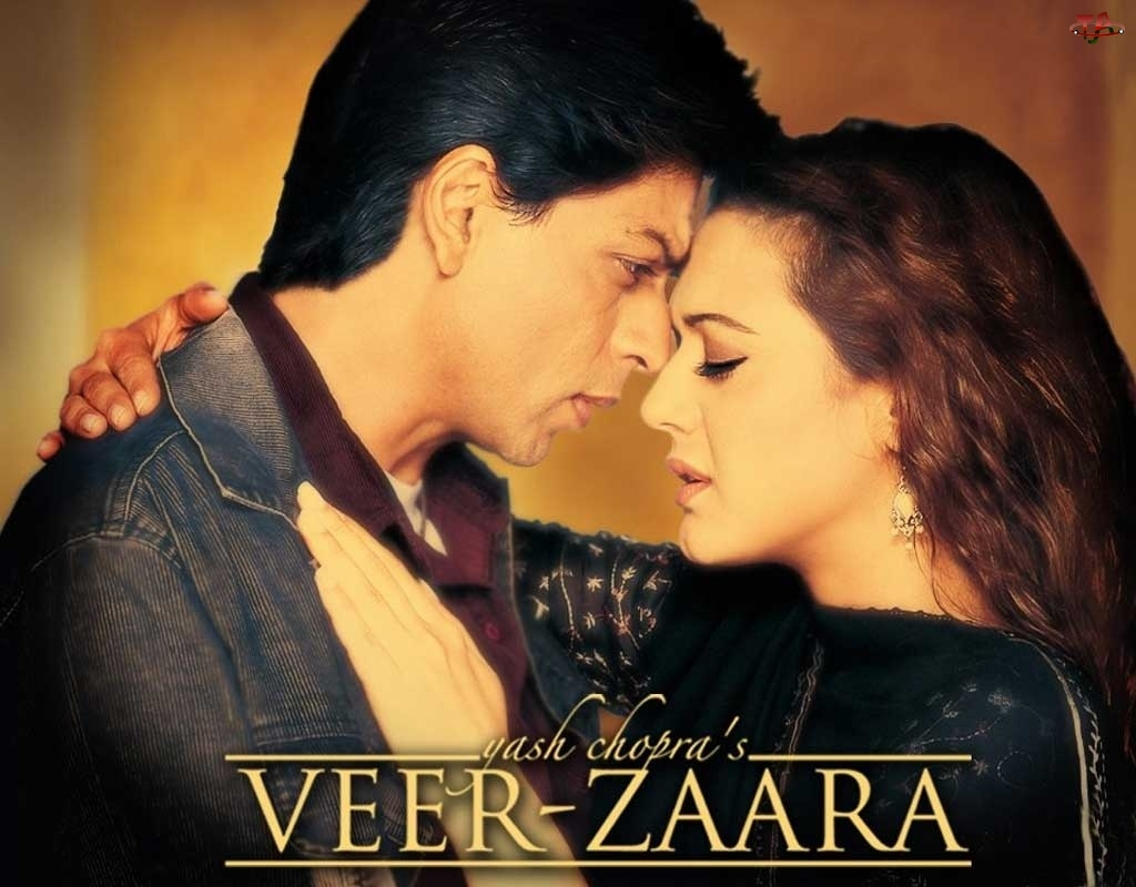 Preity Zinta, Veer Zaara, Shahrukh Khan