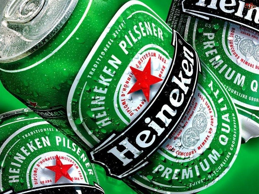 puszki, Piwo, Heineken