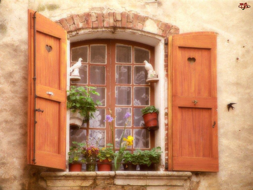 Francja, Okno