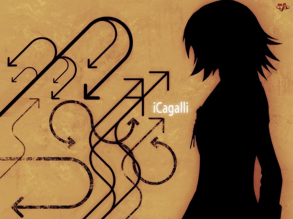 Gundam Seed, wzory, iCagalli, kobieta