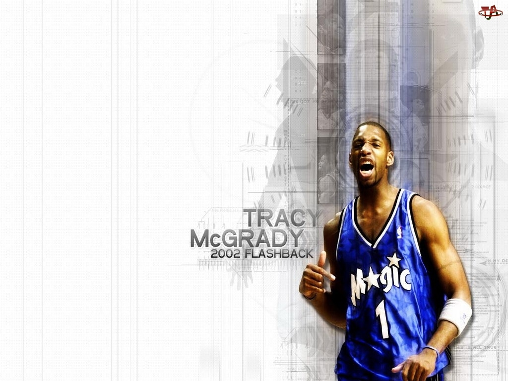 Tracy McGrady, Koszykówka, koszykarz