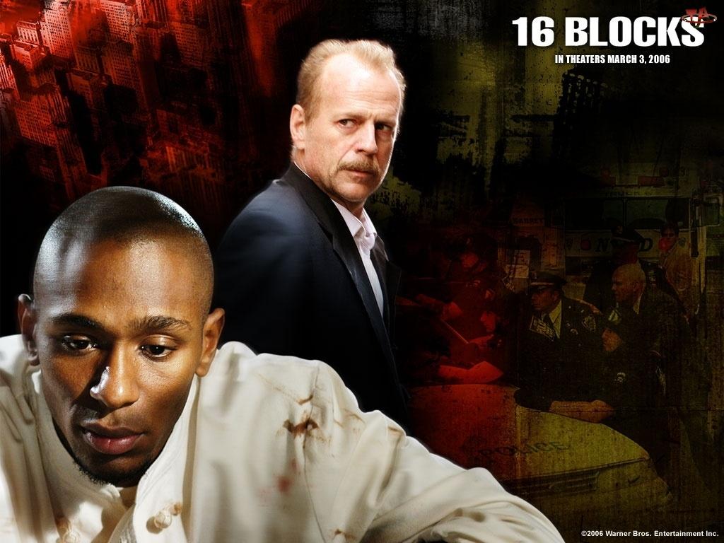 Bruce Willis, 16 Blocks, Mos Def