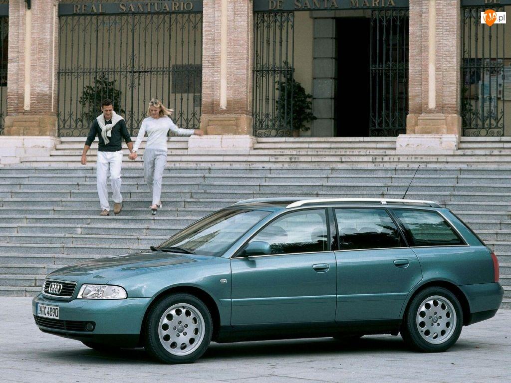 Audi A4, Avant