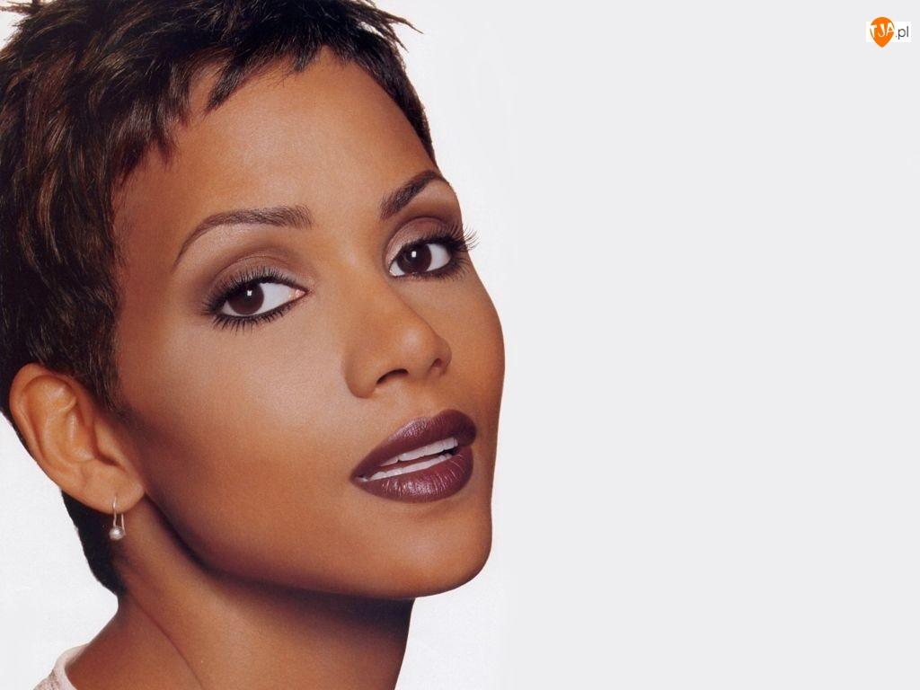 makijaż, Halle Berry, perfekcyjny