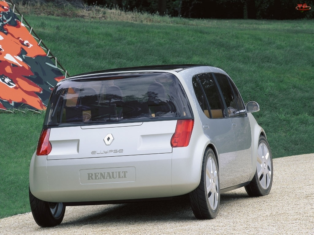 Mini Tył Renault Ellypse