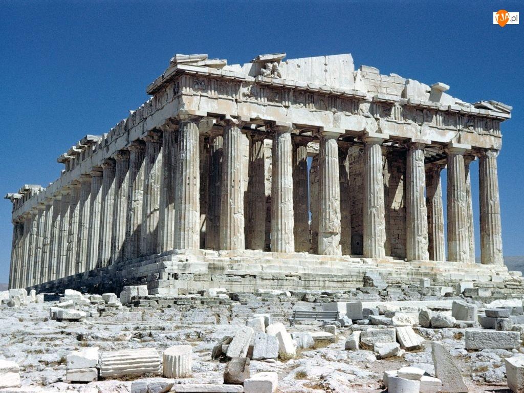 Grecja, Ateny, Partenon