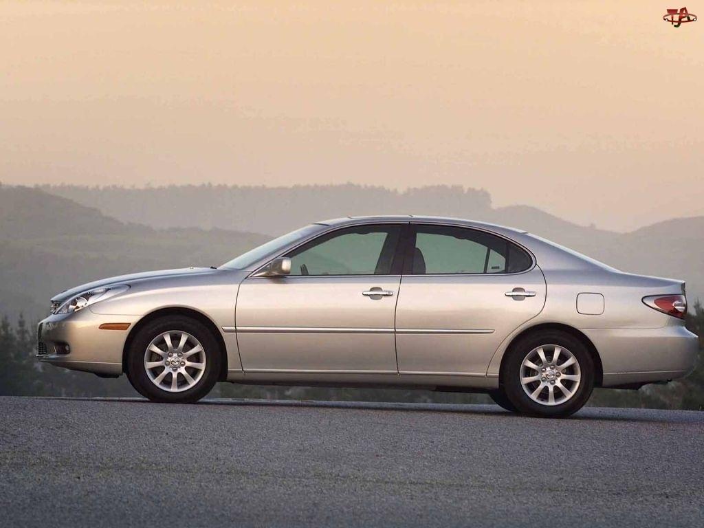 Lewy Profil, Lexus, ES