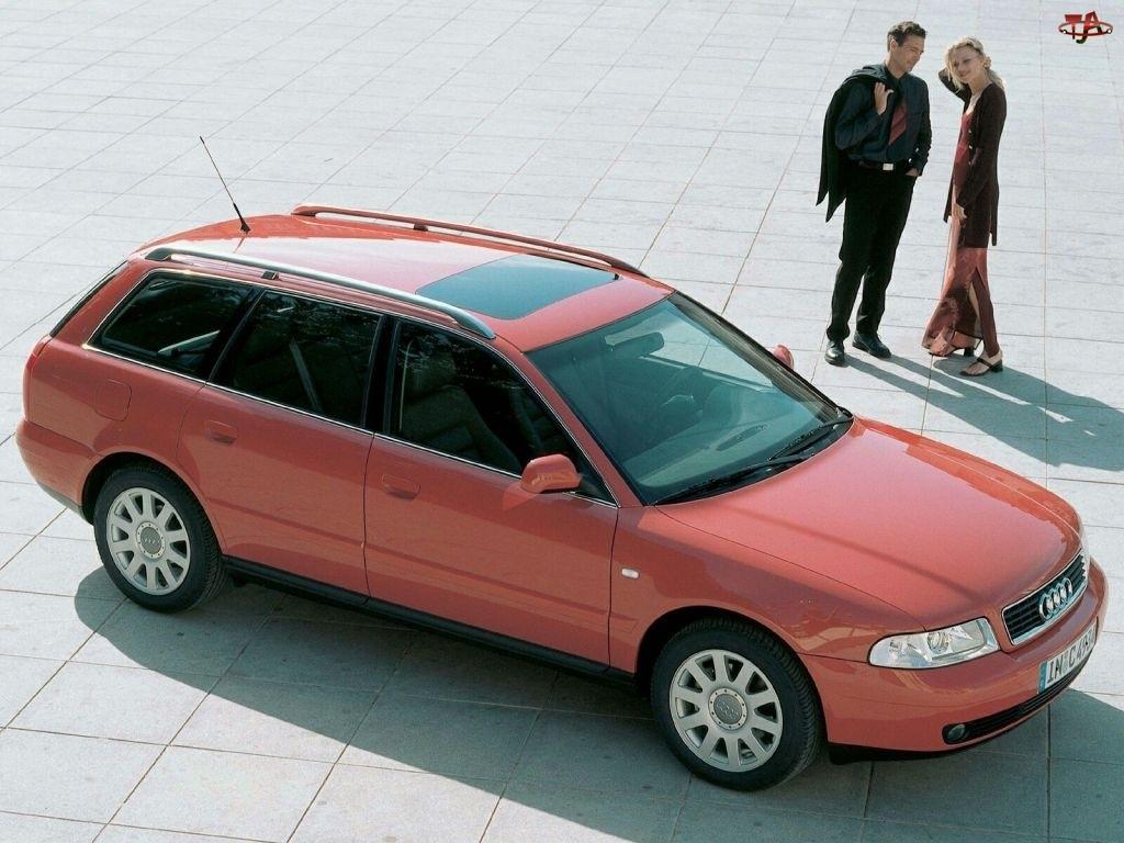 Avant, Audi A4, B5
