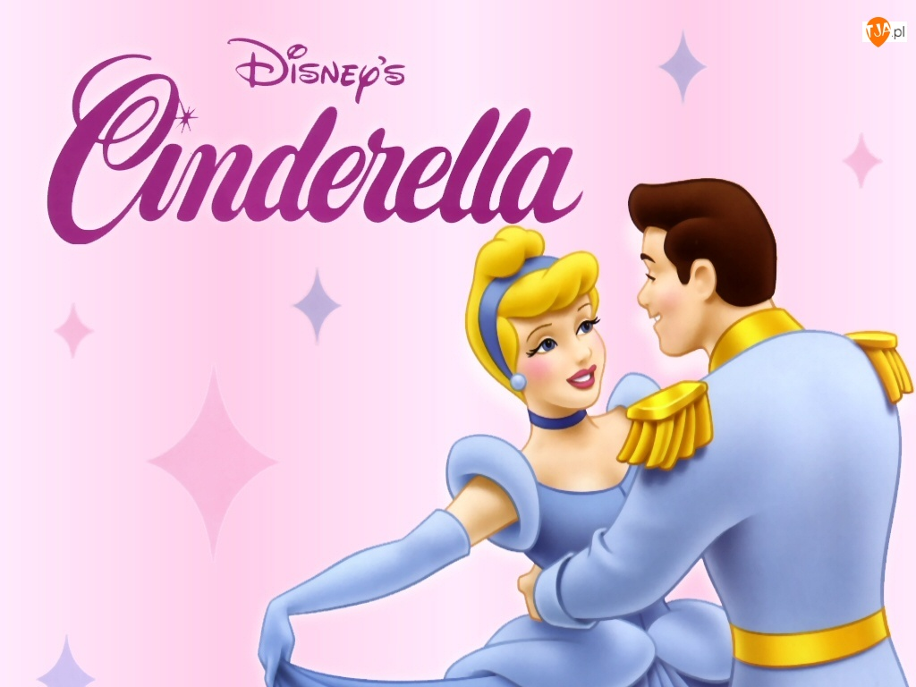 Taniec, Kopciuszek, Cinderella